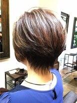 コレット ヘアー 大通(Colette hair)ミセス×ショート