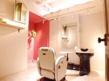 ラグーン ヘアラウンジ(lagoon hair lounge)の雰囲気(個室の中にキッズスペースもございます。)