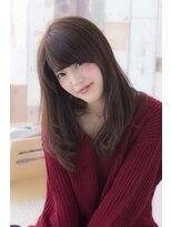 ヘアールーム モテナ(hair room motena)☆色っぽココア☆2 【日暮里駅motena美容室】