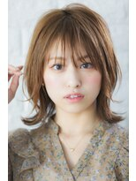 リル ヘアーデザイン(Rire hair design)【Rire-リル銀座-】小顔☆ナチュラルミディ