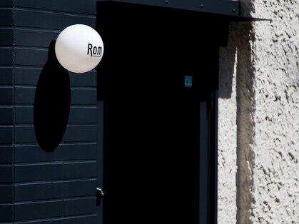 ロム(Rom)の写真