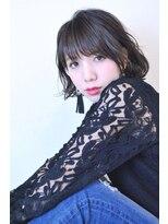 ヴァンカウンシル 札幌本店(VAN COUNCIL)大人可愛い女性へ グロスボブ