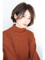 ヘアーメイク リアン 新田辺店(Hair Make REAN)◆REAN 京田辺/新田辺◆前髪なしの耳かけシルキーストレート