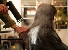 ルガールリコ(Lugar Rico)の雰囲気(アクアナノスチームで潤いのある艶髪へ…☆)