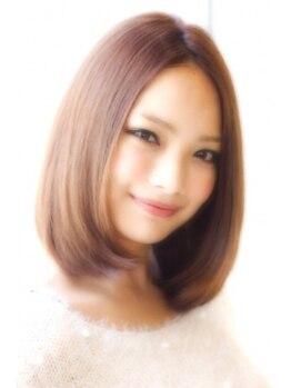 """マカロンムー(macaron mou)の写真/明日のあなたを変える☆""""ヴェールカラー""""で発色の強い思い通りの髪色に!!髪に優しく透明感とツヤ感UP♪"""