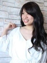 ディジュ ヘア デザイン 牛田店(Didju hair design)女性らしいラフウェーブ