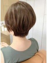 ロコヘアー(ROCO HAIR)柔らかショートスタイル