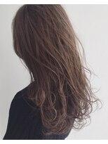 エトワール(Etoile HAIR SALON)ワンカール/チャコール/地毛風カラー