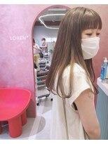 ローレンプラス(LOREN+)【LOREN+】ショコラベージュ