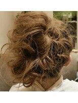 ジャムヴィーボ(Hair Make JAM Vivo)ヘアアレンジ