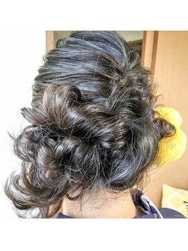 ヘアサロンデザイア(HAIR SALON DESIRE)アップスタイル