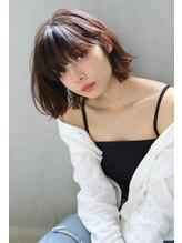 ロゼ 茨木(Rose)【ROSE/茨木】厚めバング/ショートボブ/ erk1