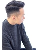 《Men's Salon bloc》0078【大通】