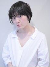 ビグディー サロン 棗(BIGOUDI salon natsume)《夏ショート》耳かけショート