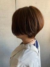 ソーホーヘアーアンドデザイン 姪浜店(SOHO Hair&Design)美シルエットショートボブ