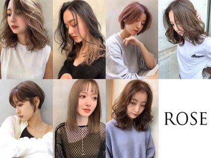 ロゼ 茨木(Rose)の写真