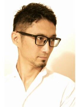 スタジオ 渋谷 原宿(Stujio)1分スタイリングのビジネスおしゃれボウズスタイル