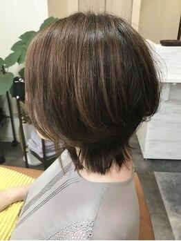 ジェニックヘアー(genic hair)の写真/【6月26日NewOpen☆神埼郡吉野ヶ里】トレンドの旬スタイルや透明感カラーはお任せ!なりたいデザインが叶う