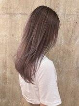 ヘアカロン(Hair CALON)ペールカラー×レイヤーカット