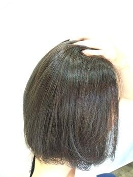 ヘアーセレクトチャーム(HairSelectCHARM)の写真/【カット+カラー¥6300】【ご新規様全メニュー20%OFF】自慢の技術をお得な価格でご提供!