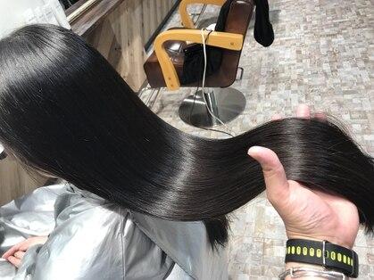 マチルダ ヘア プライベート(Matilda hair private)の写真