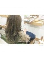 ヘアーガーデン シュシュ(hair garden chou chou)【外国人風】パールグレージュ
