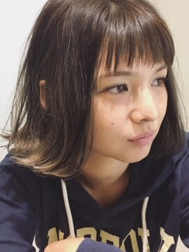 クローヴ(C LOVe)抜け感ハイライトヘア☆ 【C-LOVe 中目黒】