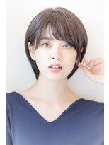 シータ(sheta)【sheta/ AI】耳かけ簡単スタイリングひし形ショート