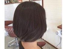 ヘアーアングラフィー(hair angraphy design)