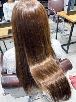 スティードトーキョー(Steed Tokyo)の写真/【傷みにくい髪を創るTOKIO】≪SteedTokyo≫で傷みにくい髪へ◎紫外線による髪のダメージもしっかり補修♪