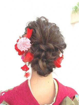 2020年冬】ミディアム 成人式の髪型・ヘアアレンジ 人気順
