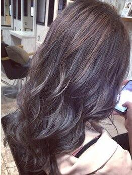 モニカ ヘアー(monica Hair)の写真/丁寧なカウンセリングと丁寧な施術でキレイを叶える【monica Hair♪】ライフスタイル合わせたスタイルを―