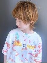 ラウンジ モリオ イケブクロ(Lounge MORIO Ikebukuro)【morio池袋】可愛くて色気のあるウルフショート♪