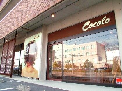 ココロ ヘアー 市野店(Cocolo hair)の写真