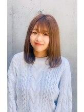 アース 横浜店(HAIR&MAKE EARTH)田口 蓮佳