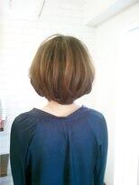 ヘアーサロン ループ(hair salon Loop)ふんわりボブ