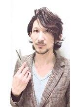 トマーテ ヘアデザイン(TOMATE Hair Design)新町 俊佑