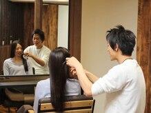 hair design Gardenia赤羽の本気のこだわり☆【赤羽 赤羽岩淵】