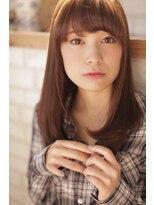 ジーナフクオカ(Zina FUKUOKA)☆Zina☆大人愛されクラシカルなセミロング3