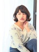★hairLOGiA★  〇とろみ外ハネボブ