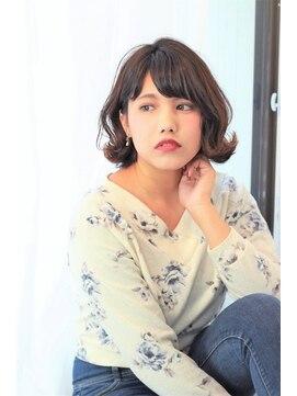 ヘアー ロギア(hair LOGiA)★hairLOGiA★  〇とろみ外ハネボブ