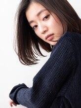 ループ(RUUP)オートクチュールストレート【髪質改善 縮毛矯正】