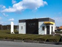 サンティ ヘアファーム(santi hair farm)