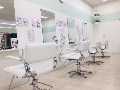 美容室 プリュ サンリブ木屋瀬店(Plu')の写真