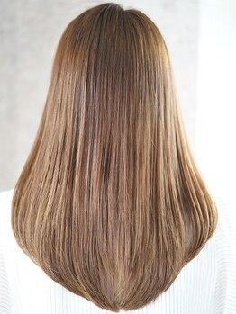 アレクサ大泉学園(ALEXA)の写真/【大泉学園駅30秒】極上の髪質改善コースで乾燥やパサつき、ダメージ、髪の悩みを解決しキレイな艶髪へ…