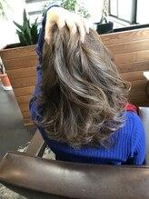 スープレックス ヘアーデザイン(SOUPREX HAIR DESIGN)アッシュベージュ