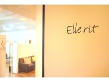 エルリ ヘアアンドメイク(Elle rit hair&make by Flamingo)の雰囲気(サロンは地下にあります☆都会の喧騒を忘れられる静かな空間☆)