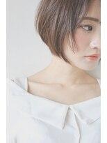本田翼さんっぽくナチュラルショート3(久米川 美容室)