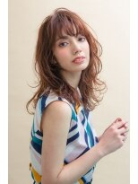 ミンクス 銀座店(MINX)【MINX高橋】外国人風レイヤースタイル