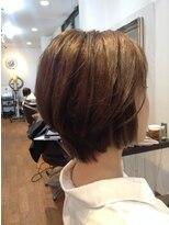 ヘア ルシェ(hair ruscha)【ヘアルシェ】おすすめ♪ナチュラルショート♪